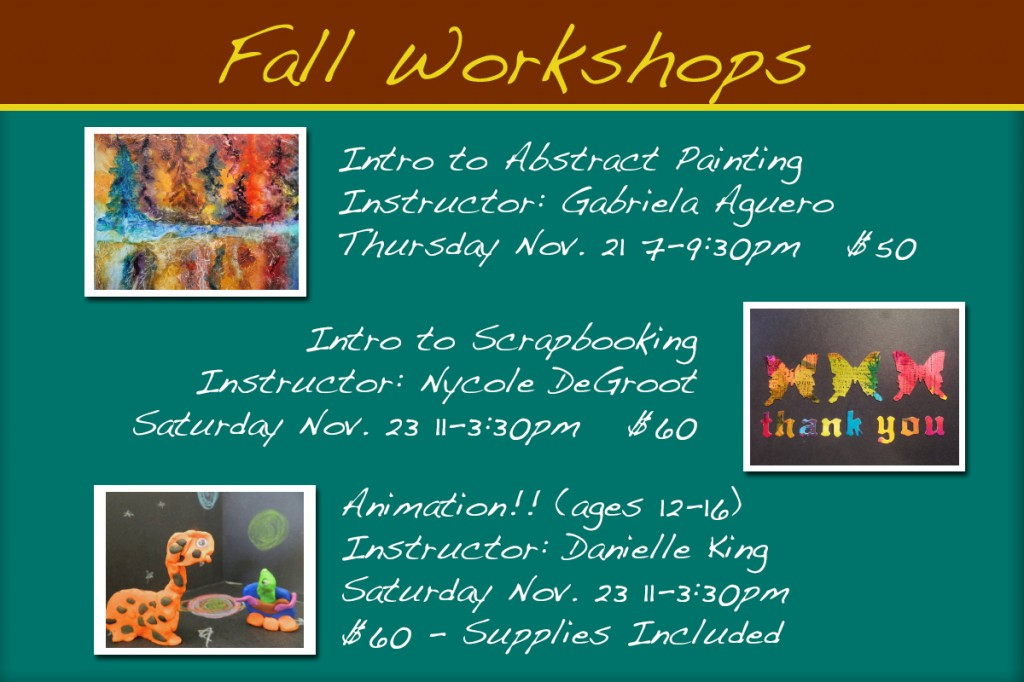 FallWorkshops-Newsletter