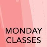 01 Mondays