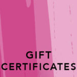 12 Gift Certificate