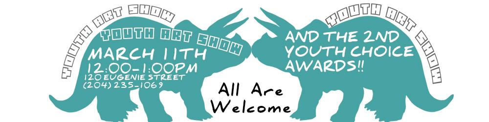 YouthArtShow-Invitationbannerwinter2017
