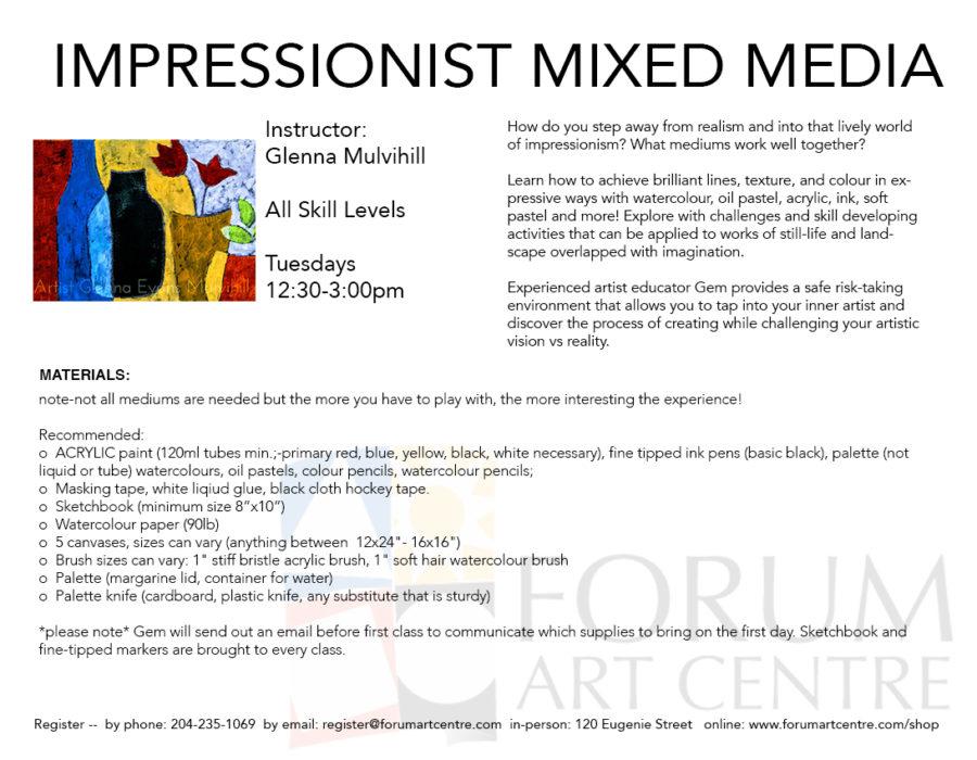 ImpressionistMixedMedia